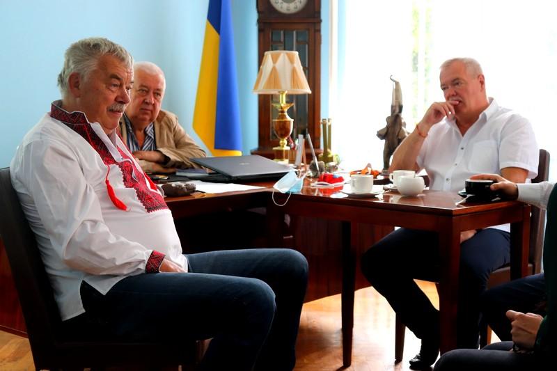 У Володимир-Волинський завітали представники міста-побратима з Німеччини