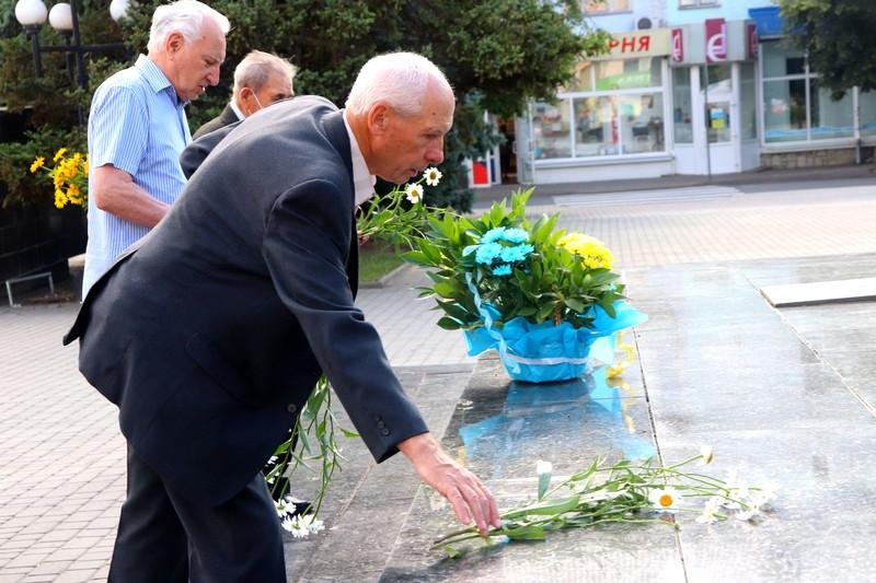 У Володимирі-Волинському вшанували пам'ять визволителів міста