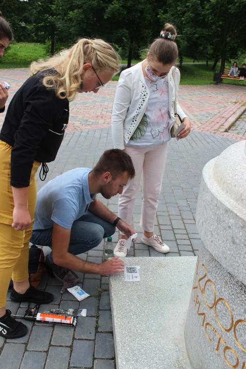 Гімназисти з Володимира-Волинського потрапили у півфінал конкурсу «Відкривай Україну»