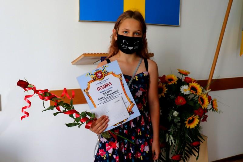 У Володимирі-Волинському вручили відзнаки з нагоди Дня міста