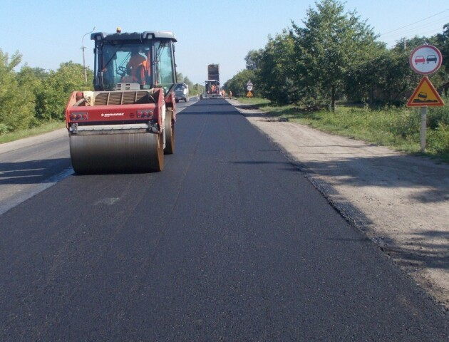 На Волині ремонтуватимуть дорогу за понад 65 мільйонів