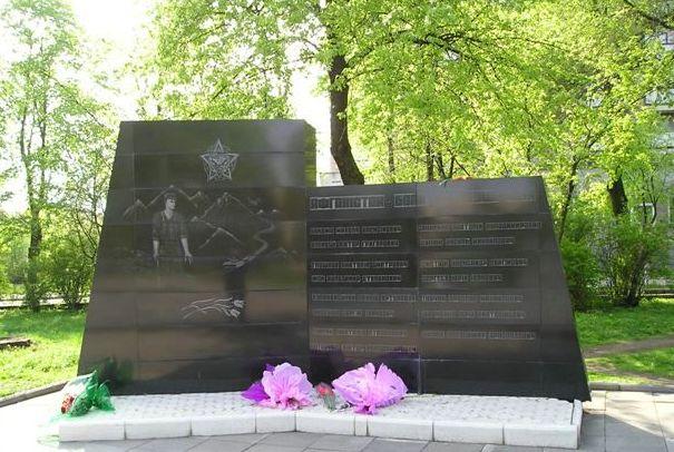 У Ковелі відремонтували пам'ятну стелу воїнам-інтернаціоналістам