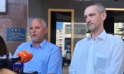 У СБУ стверджують, що «луцький терорист» не давав грошей заручникам