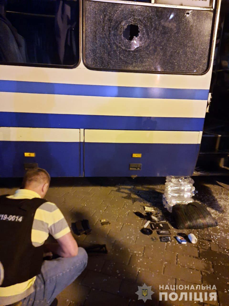 Аваков заявив, що затримали спільника луцького терориста