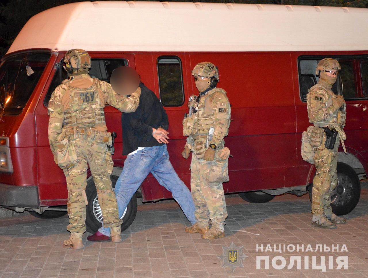 Геращенко прокоментував, чому спецпризначенці прибули вже після затримання терориста у Луцьку