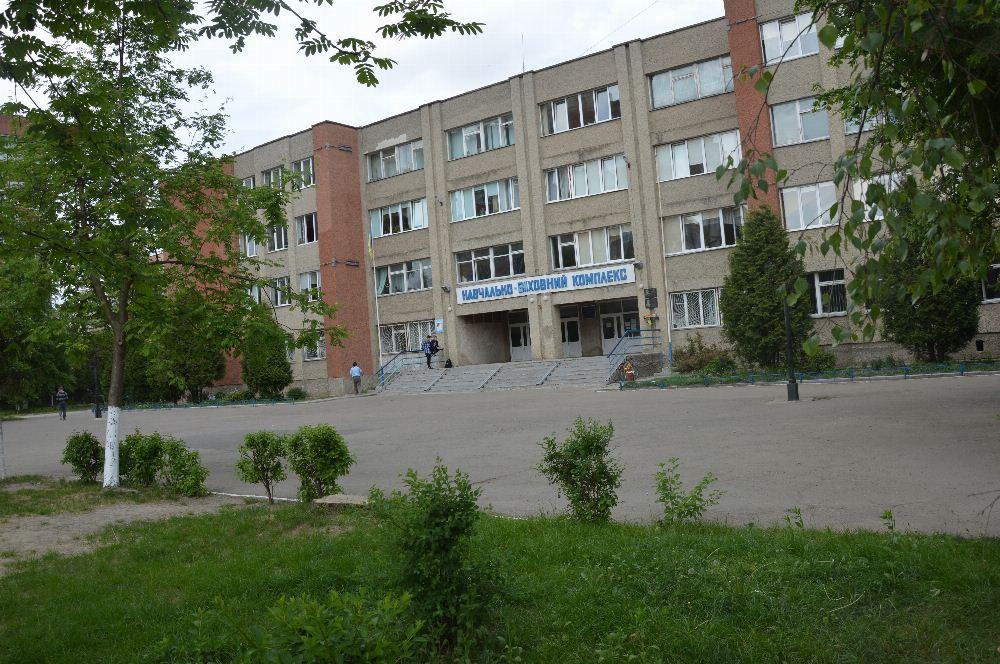 У Луцьку планують відремонтувати фасад школи № 26