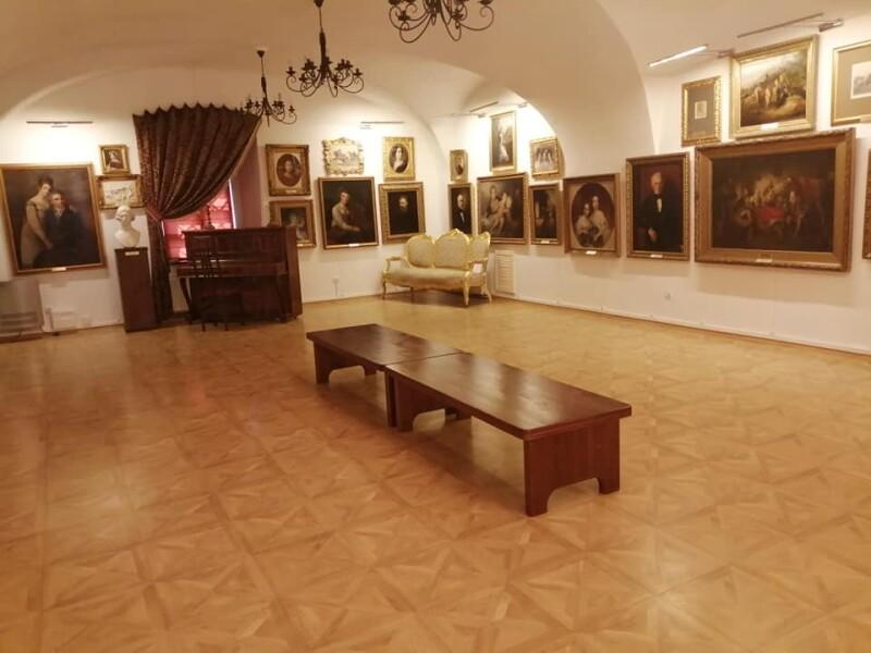 Художній музей у Луцьку відновив роботу