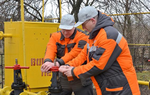 Жителів сіл поблизу Луцька попередили про можливе припинення газопостачання