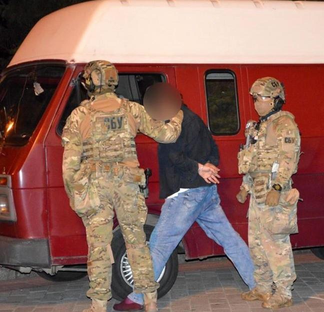 Луцькому терористу повідомили про підозру