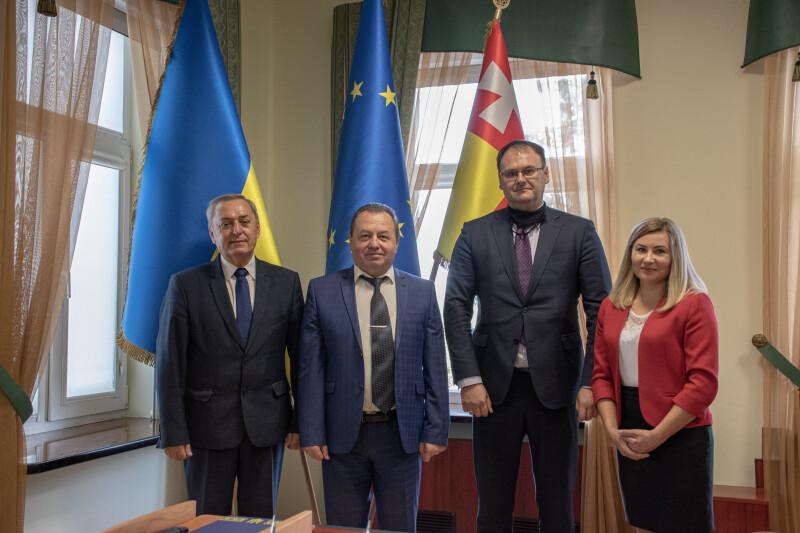 У Луцьку – новий генеральний консул Республіки Польща