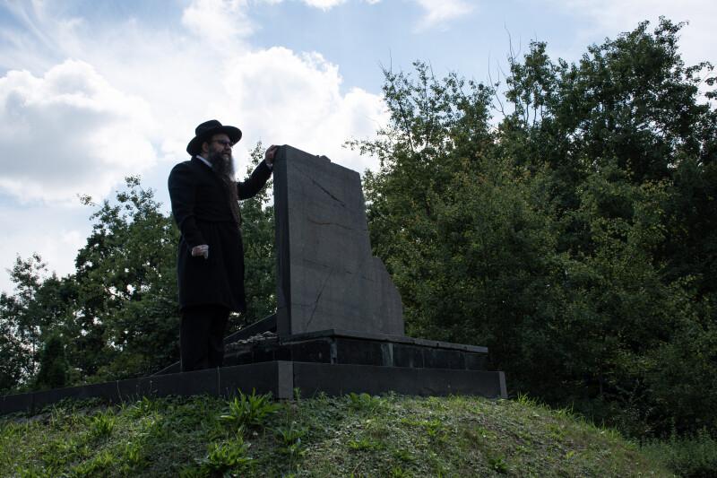 У Луцьку перепоховали останки євреїв