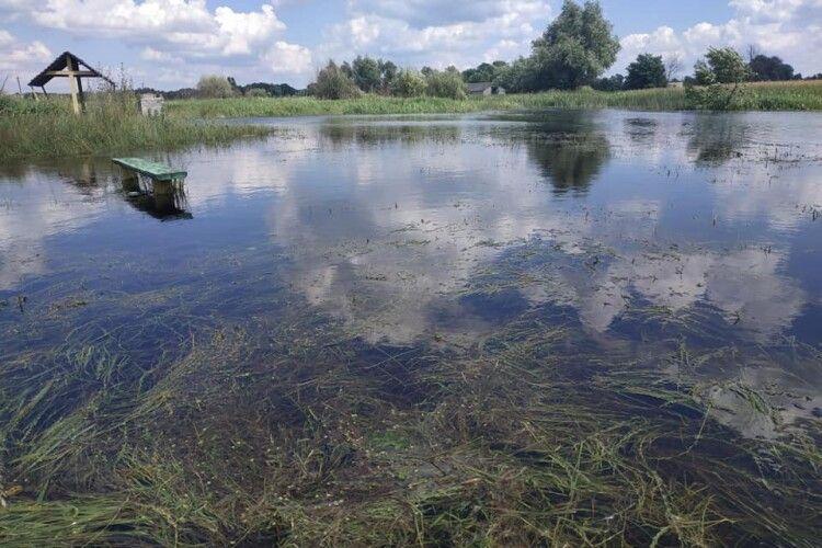 На Волині можливе затоплення угідь та присадибних ділянок
