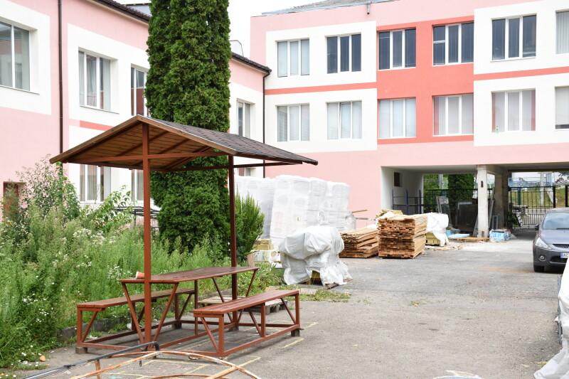 У Луцьку триває ремонт закладів освіти
