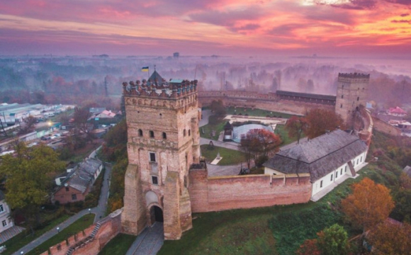 Депутати Луцькради звернулися до Міністерства культури щодо утримання схилів Луцького замку