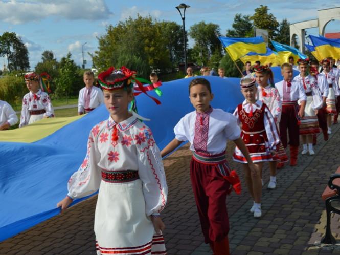 У Ковелі чекають пропозиції містян щодо відзначення Дня Незалежності
