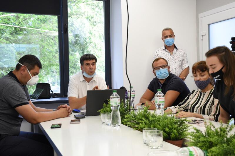 У Луцьку презентували проект реконструкції очисних споруд