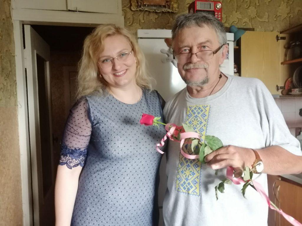 З нагоди Дня міста у Володимирі-Волинському привітали почесних громадян