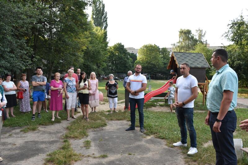 У трьох багатоповерхівках на проспекті Соборності у Луцьку встановлять ІТП