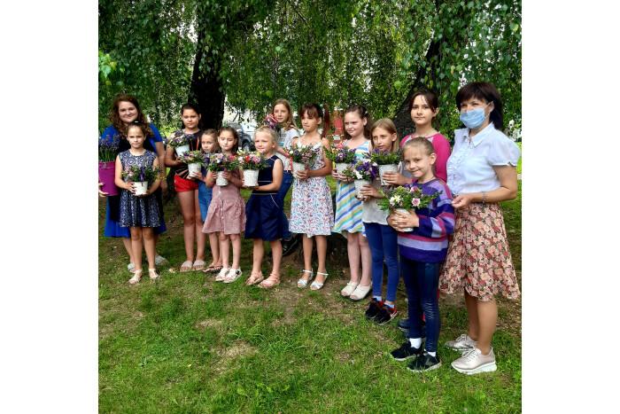 У Луцьку відбувся майстер-клас із флористики