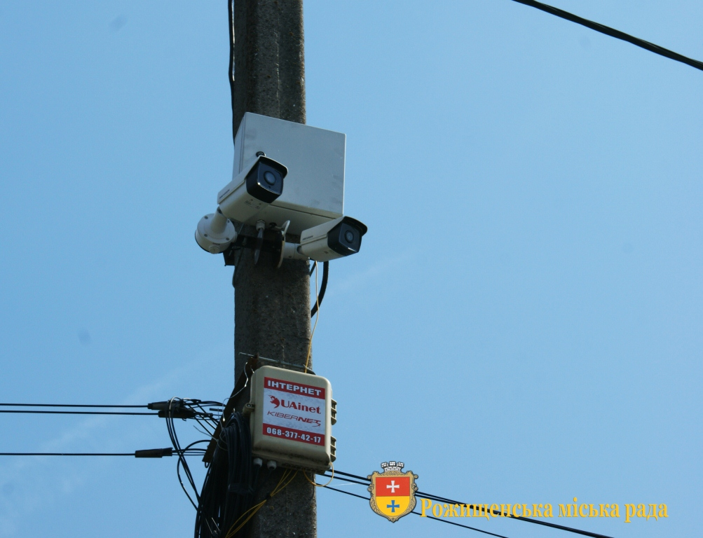 В'їзди у місто на Волині планують обладнати «розумними» камерами відеонагляду