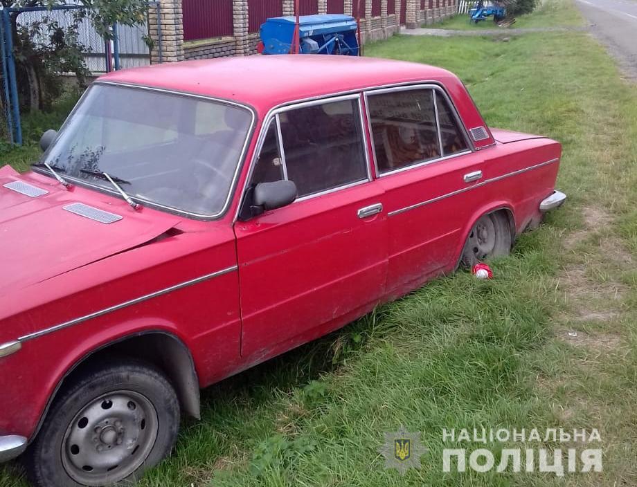 У Нововолинську поліцейські оперативно встановили викрадача автомобіля