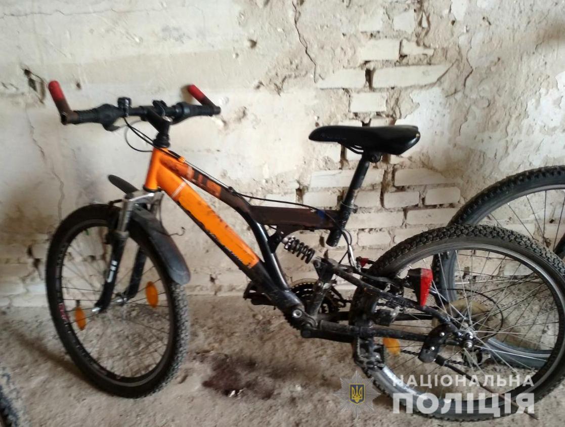 Лучанин викрадав велосипеди у Рожищі та хотів продавати їх через інтернет
