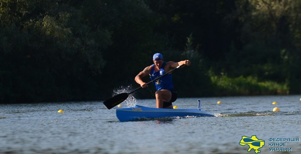 Волинські спортсмени здобули понад десять золотих на чемпіонаті України з веслування на байдарках і каное