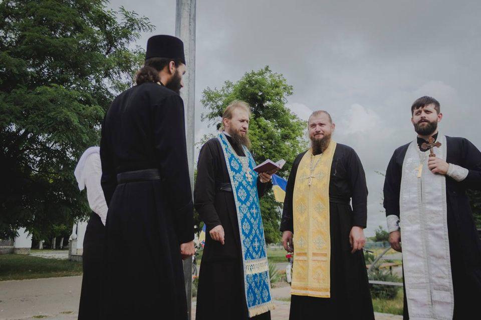 Волинські капелани провели велопробіг з Луцька до Жидичина та Княгининка
