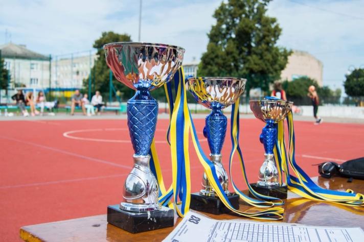 У Нововолинську організували низку спортивних заходів з нагоди Дня міста