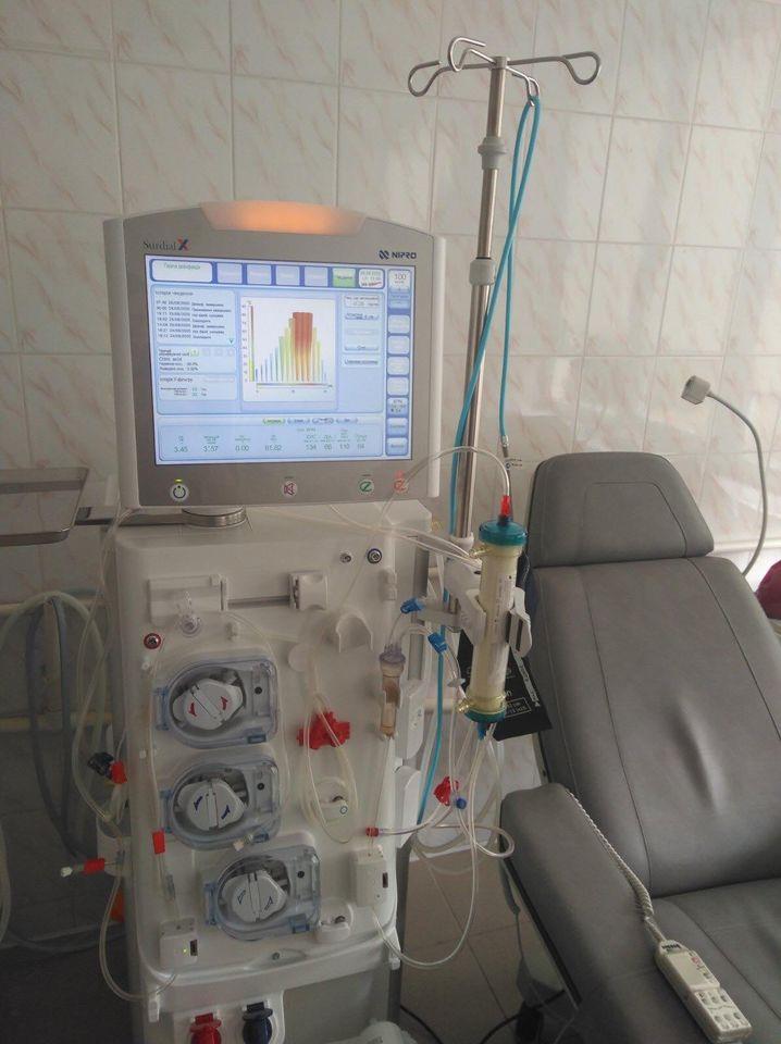 Луцька міська клінічна лікарня отримала нове медичне обладнання