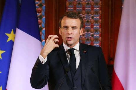 Макрон заявив про неможливість повторного карантину у Франції