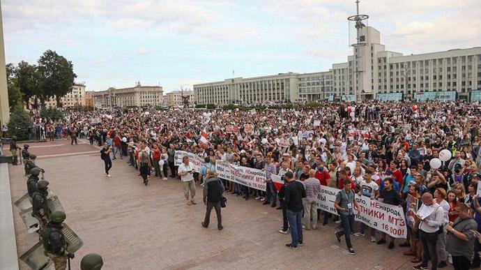 У МЗС Білорусі відреагували на рішення ЄС про санкції