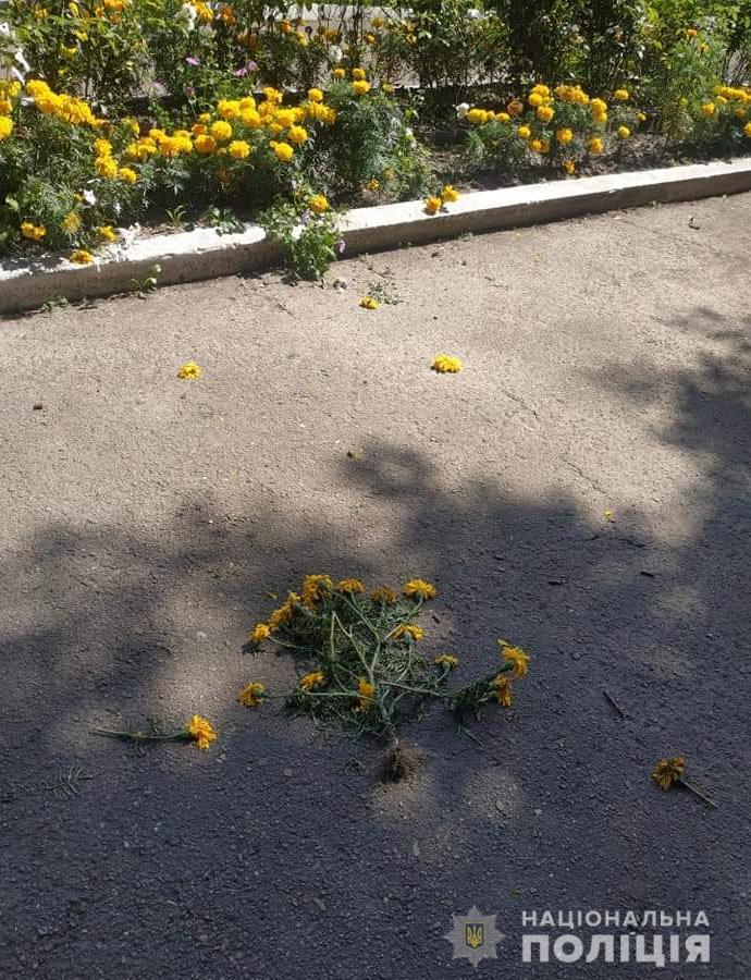 На Волині викрили юнаків, які поглумилися над меморіалом «Герої не вмирають»