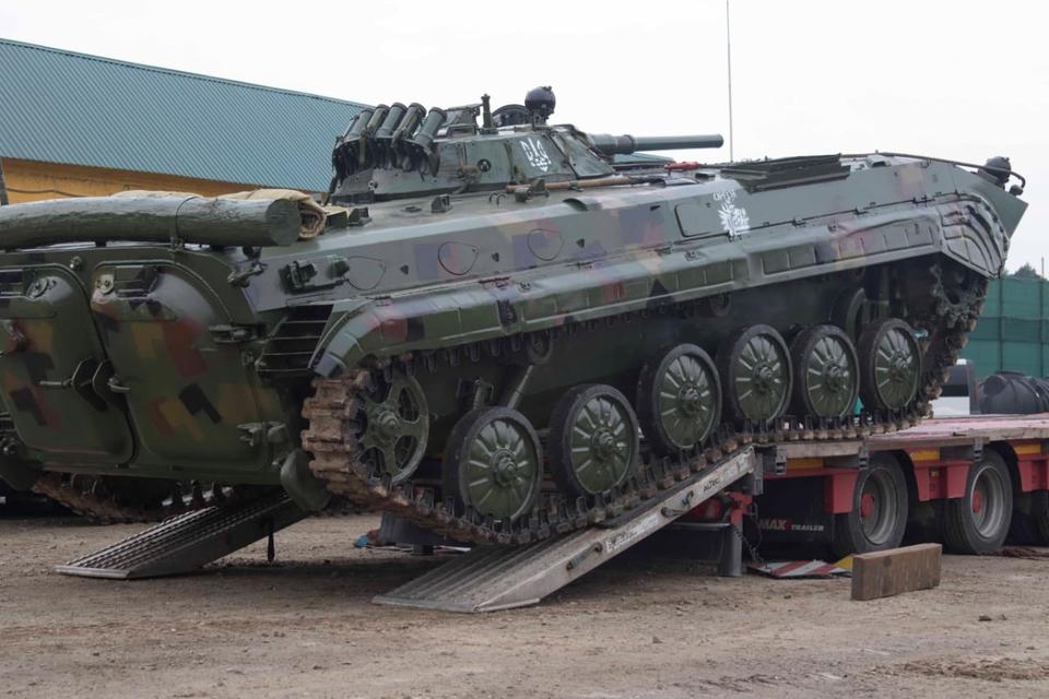 Українські військові візьмуть участь у навчаннях Combined Resolve XIV