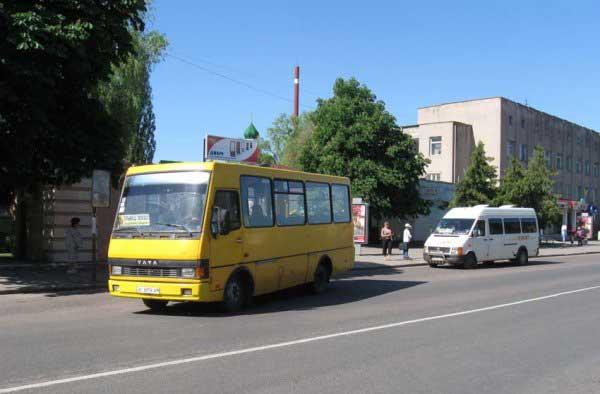 У Ковелі визначать перевізників на двох автобусних маршрутах