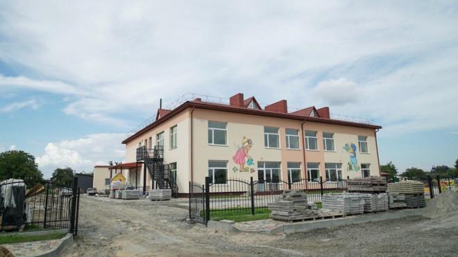 Дитсадок у селі поблизу Луцька планують здати до 1 вересня
