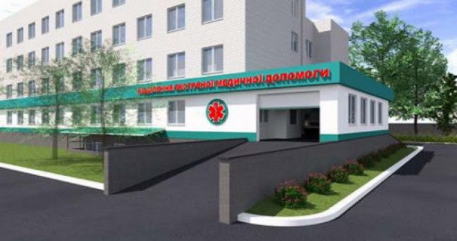 У лікарнях Волині створять сім приймальних відділень європейського зразка