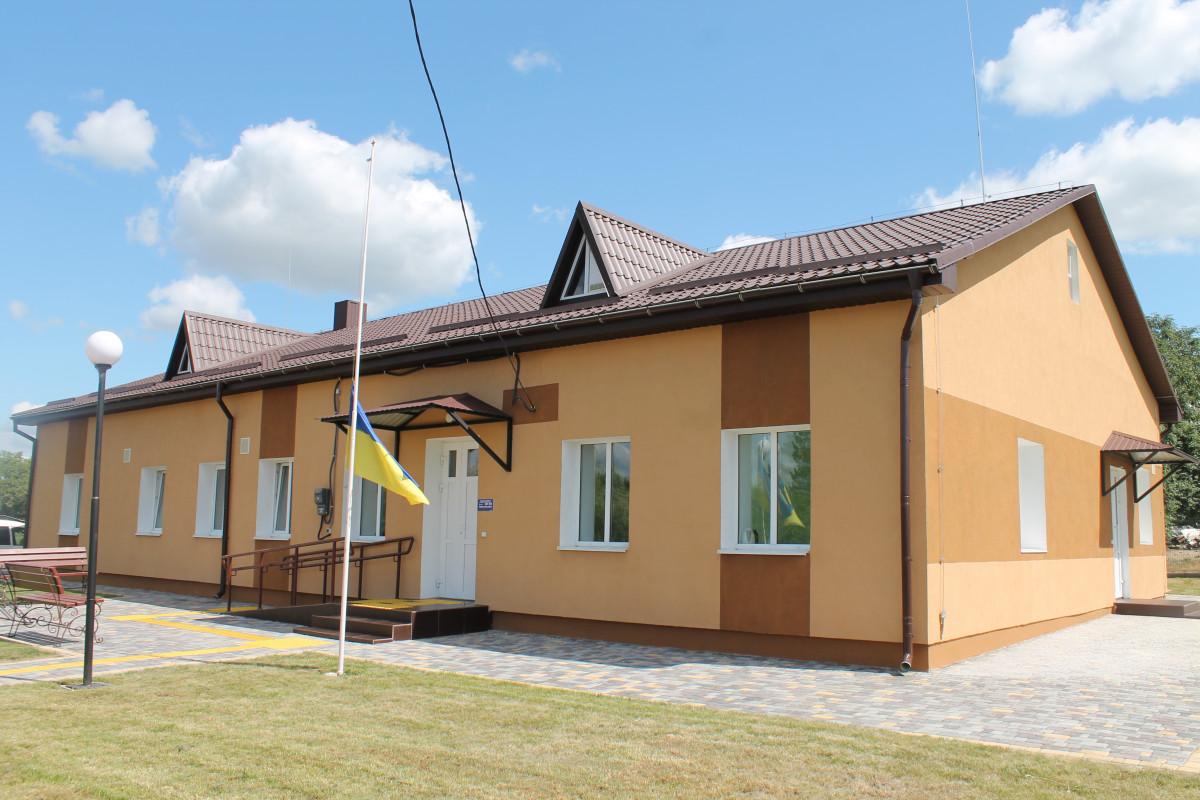 Новозбудована амбулаторія на Волині готова надавати медичні послуги місцевим жителям