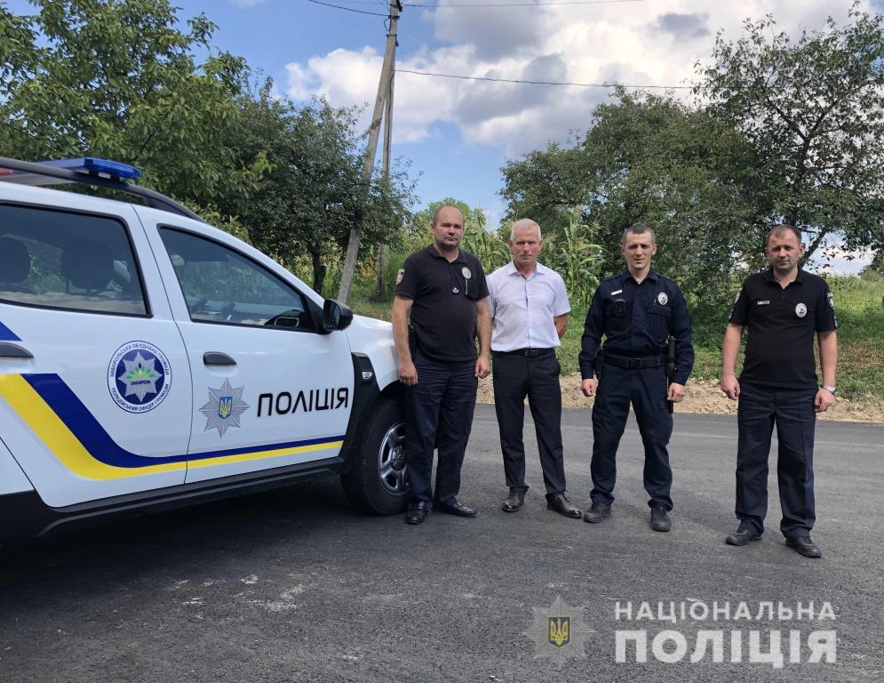 На Волині запрацювала 24-та поліцейська станція
