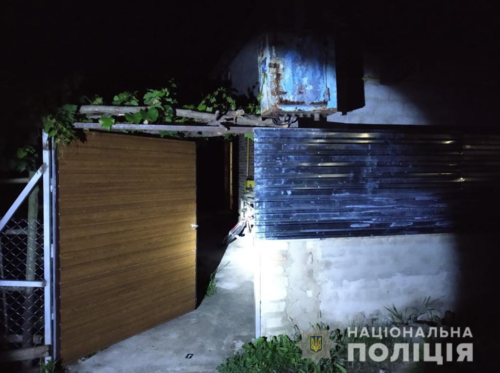 У Нововолинську поліцейські затримали чоловіка, який вкоротив віку волинянину