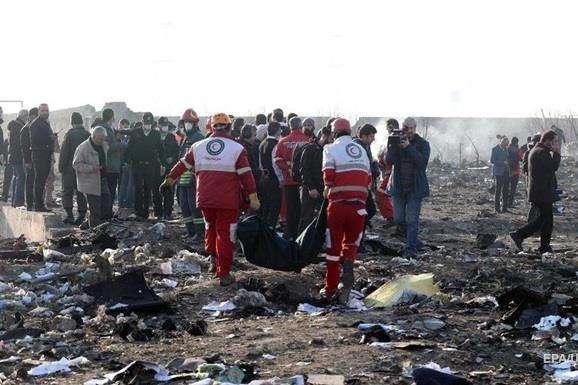 Іран оприлюднив подробиці збиття лайнера МАУ — було два ракетні удари