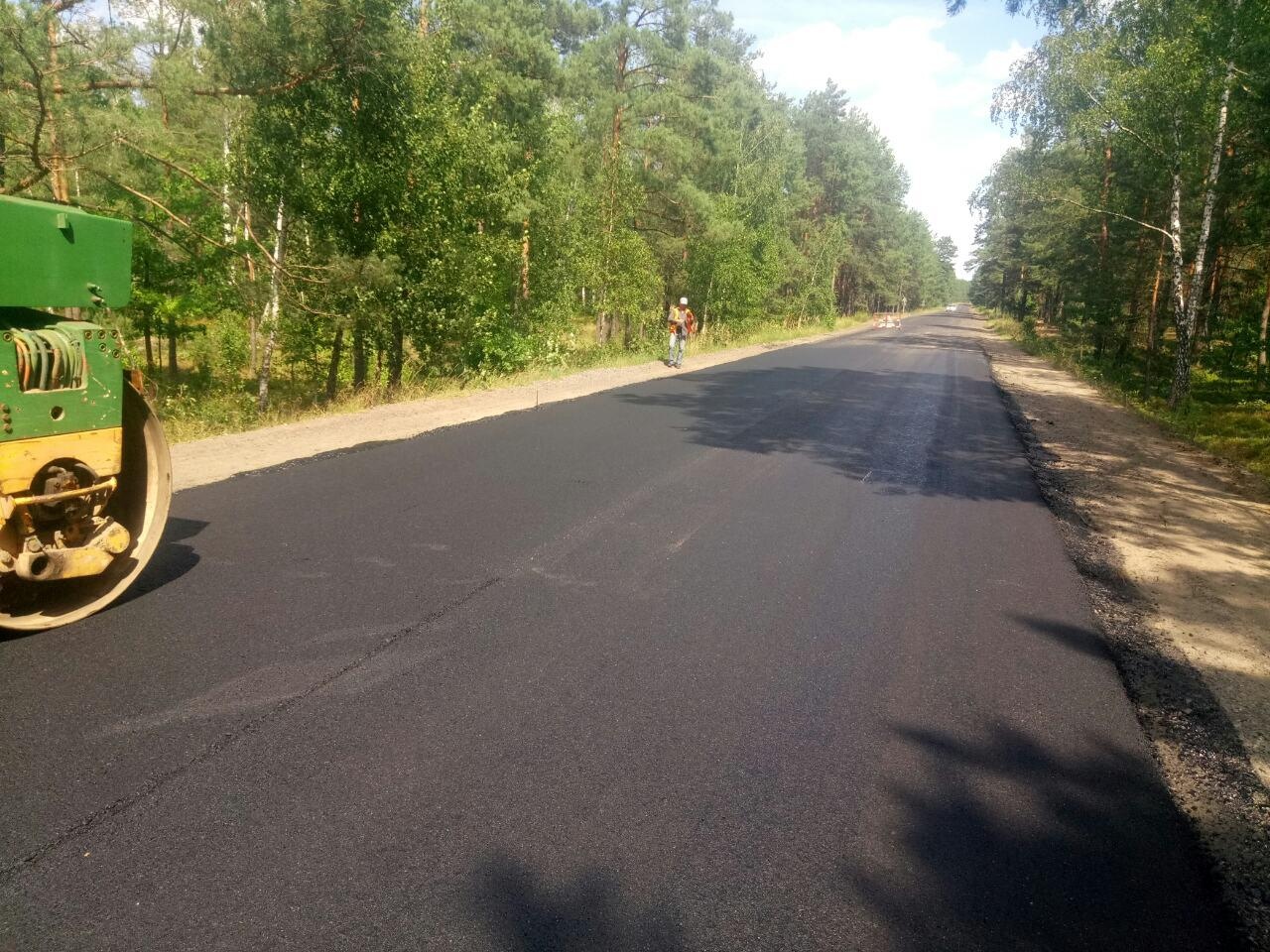 Дорогу на Волині ремонтуватимуть за понад 100 мільйонів