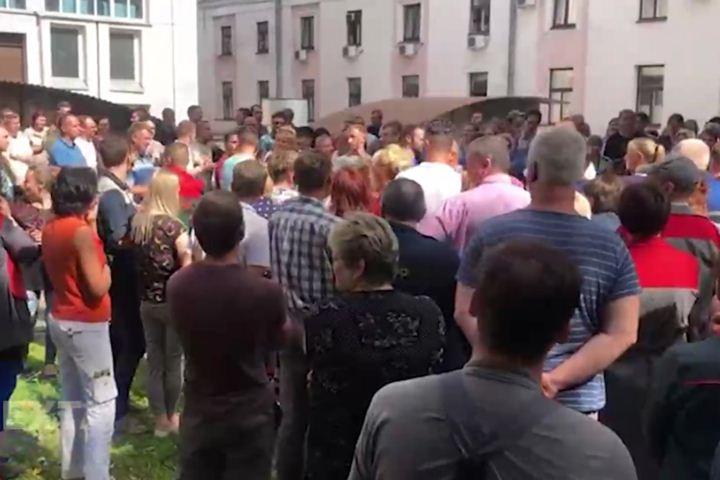 У Білорусі почалися масові страйки на великих підприємствах