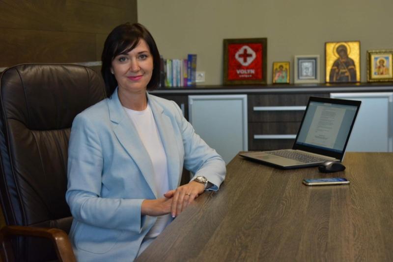 Голова Волиньради провела прийом громадян у телефонному режимі