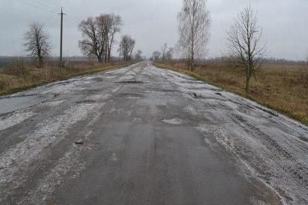Невдовзі введуть в експлуатацію відремонтовані відрізки доріг у чотирьох районах Волині