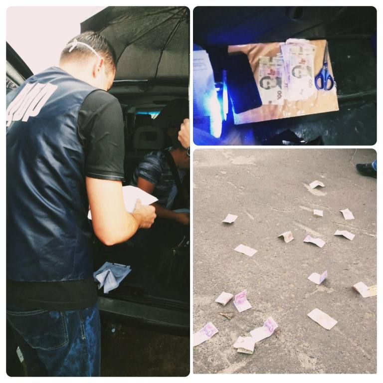 На Волині затримали поліцейського, який вимагав «данину»