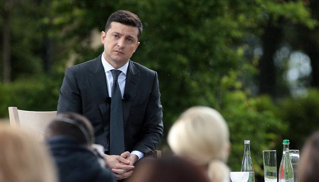 Злочини на війні: Зеленський сподівається, що правоохоронці досягнуть результатів у розслідуванні