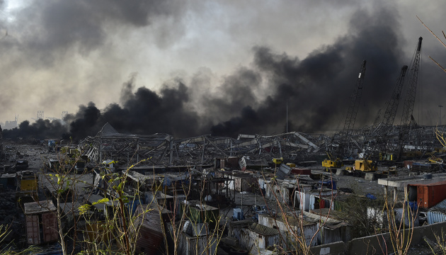 Кількість жертв вибуху у Бейруті зросла до 178