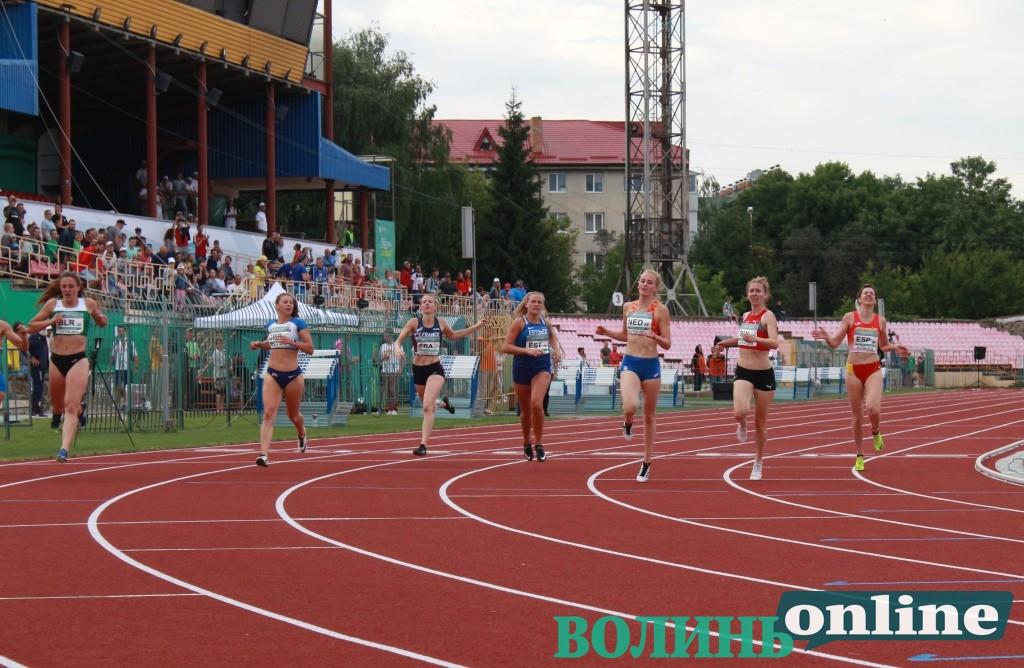 У Луцькраді погодили проведення легкоатлетичних змагань у місті