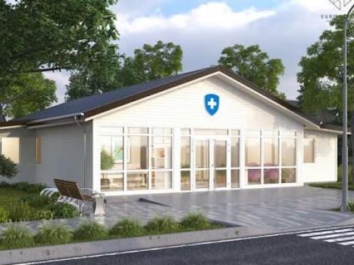 На Волині реконструюють фельдшерсько-акушерський пункт під амбулаторію